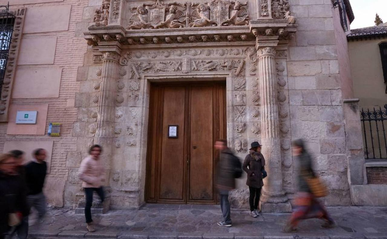 Ocho años de exilio del Museo Arqueológico de Granada