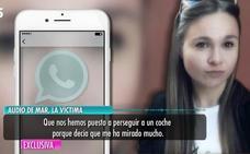 «Se le está yendo la cabeza»: los alarmantes audios de WhatsApp de María del Mar antes de morir