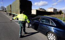 Tráfico busca la tasa 0,0 de alcohol para los conductores profesionales