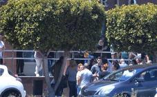 Tiroteo en Algeciras mientras se celebraba una manifestación en demanda de seguridad