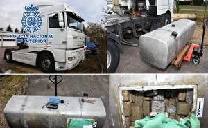 Desarticulado un grupo criminal dedicado al tráfico internacional de hachís entre Motril y Francia
