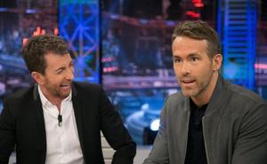 «¡Me encanta!»: Lluvia de elogios a Ryan Reynolds en su visita a 'El Hormiguero'