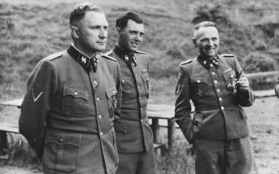 En la mente de Mengele, el «dandi caníbal»