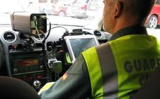 La Guardia Civil investiga a un conductor novel de Porcuna por circular a 190 kilómetros por hora en un tramo de 100