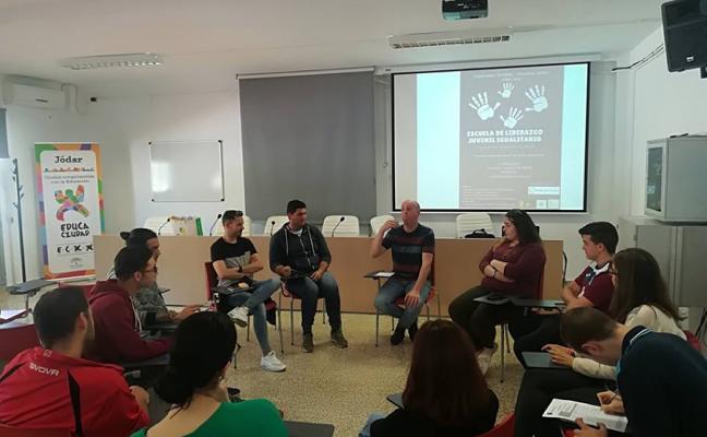 17 personas de Jódar se forman en la Escuela de Liderazgo Juvenil Igualitario