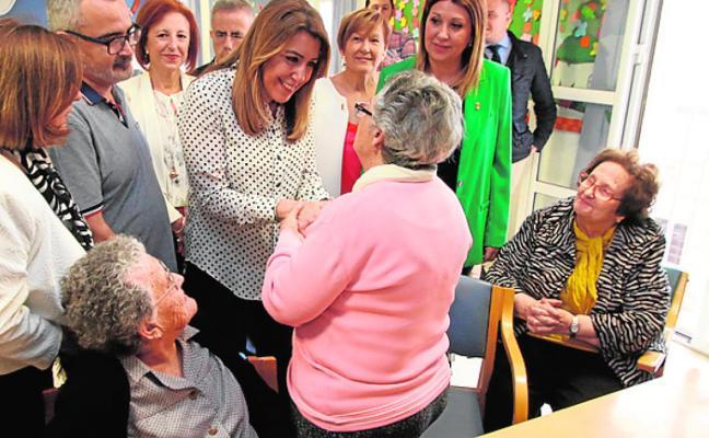 Salud se compromete a ampliar el ambulatorio de Benahadux, el de referencia en toda la comarca