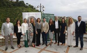 Gold&Roses a los pies de la Alhambra