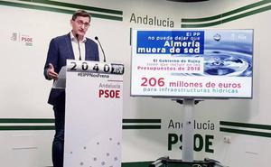 El PSOE investiga la «anormal y masiva» afiliación en Almería