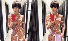 La 'influencer' que se ha convertido en viral por mostrar conjuntos de Zara desde su probador