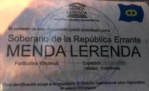 Llevan a juicio a un conductor por identificarse como el «Menda Lerenda»
