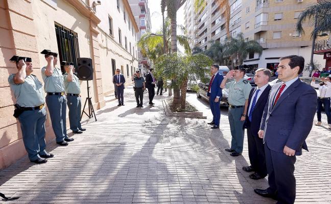El Gobierno usará el pabellón de Motril para internar inmigrantes y no soltarlos en la calle