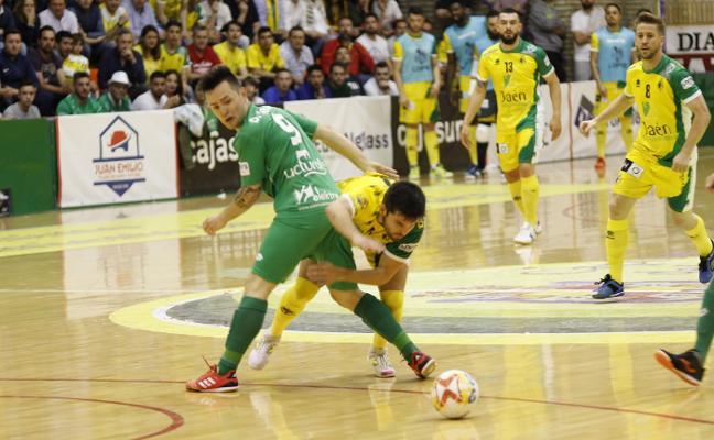 El sueño sin fin del Jaén FS