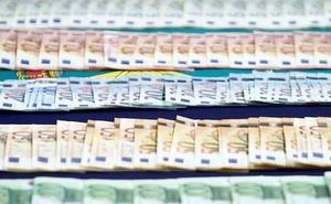 La Fiscalía pide cárcel para dos acusados intentar estafar con pagarés de 300 millones