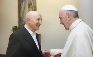 «El Papa me dijo: 'rece por mí porque lo necesito'»