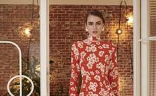 Así e el vestido de Dolores Promesas que ha lucido Eva González