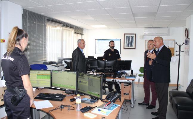 Soria toma el pulso a Policía Nacional y Guardia Civil tras asumir el cargo
