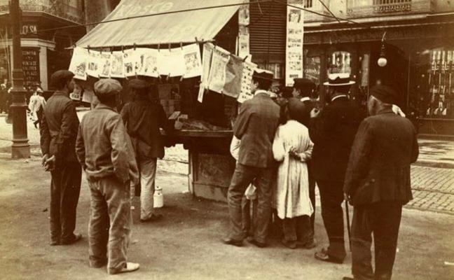 Prensa política de finales del siglo XIX: periódicos conservadoresS