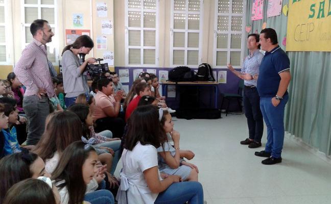 El CEIP Marqueses de Linares apuesta por la salud en las aulas