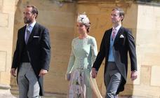 Así fue el vestido de Pippa Middleton en la boda real