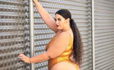 Carmen sufrió 'bullying' por sus piernas y ahora la han convertido en influencer