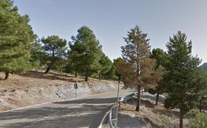 Muere un motorista y otro resulta herido grave en un accidente en Serón