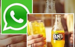 Importante advertencia de la Policía Nacional sobre el whatsapp de Fanta que debes saber