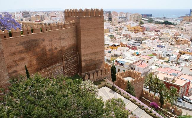 La Alcazaba de Almería en 2017, un vigilante por cada 35.000 visitantes