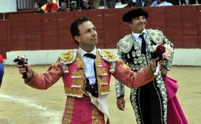 Triunfo de Rafaelillo en Santisteban
