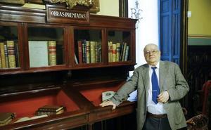 Federico Corriente, el granadino que ocupa la letra K en la RAE, pide «más empatía» con Oriente