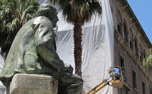 El «extraordinario» proyecto de iluminación artística de Hacienda se presentará en junio