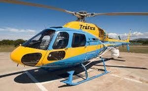 Avisan de las nuevas multas que están poniendo los helicópteros de la DGT