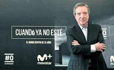 Iñaki Gabilondo analiza el futuro: «El fin del mundo es la próxima cita electoral...»