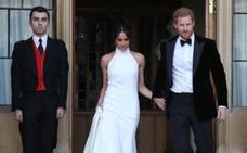 Así fue el sorprendente baile de boda de Meghan y Harry