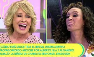 «¡Eres basura!»: el duro encontronazo entre Mila Ximénez y Dulce en 'Sálvame'