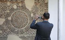 Más de 3.000 personas pasan por el Museo Arqueológico durante el fin de semana