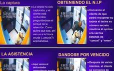 La Policía advierte del método de robo más usado en cajeros: los pasos para librarte de él