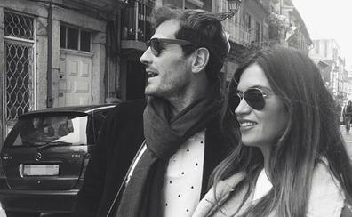 Las emotivas palabras de Sara Carbonero a Iker Casillas por su cumpleaños