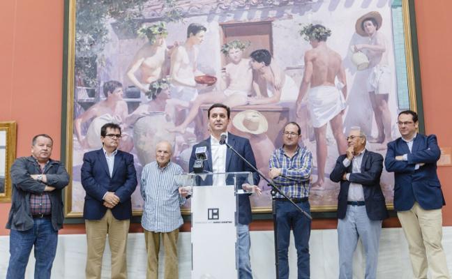 Una treintena de artistas participa en el curso de realismo de Antonio López