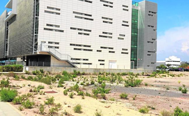 El PITA ampliará el edificio central al quedarse casi sin espacio por la alta demanda de oficinas