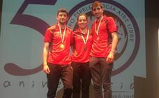 El Grupo de Espeleología de Villacarrillo vuelve a proclamarse Campeón Andaluz