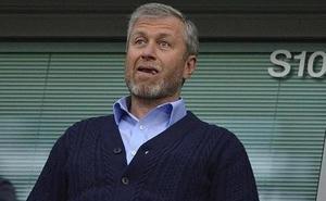 El millonario Abramovich se queda sin visado y no puede ver al Chelsea