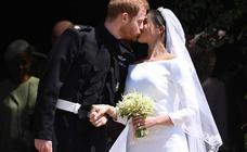 Los curiosos recuerdos que los invitados a la boda del príncipe Harry y Meghan Markle subastan en internet