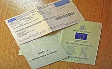 Multas de hasta 500 euros y pérdida de puntos por no llevar esta documentación en el coche