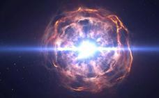 Las supernovas podrían ser la causa de extinciones pasadas en la Tierra
