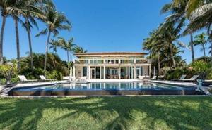 Así es la mansión que Enrique Iglesias vende en Miami