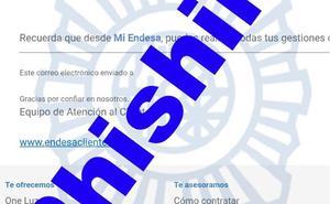 La Policía Nacional alerta sobre un nuevo timo de Endesa