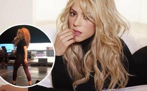 «Qué flácido está tu cuerpo», terribles críticas a Shakira tras publicar un vídeo haciendo twerking