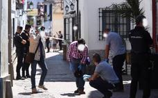 Policía Nacional tiene identificado al autor de los disparos en el Albaicín