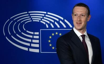 El perdón de Zuckerberg no convence a la Eurocámara