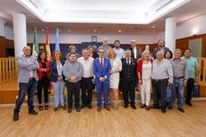 El Ayuntamiento de Motril reconoce, por Santa Rita, a los funcionarios jubilados y a quienes cumplen 25 años de servicio